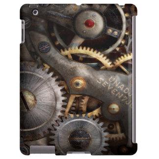Caso do iPad de Steampunk