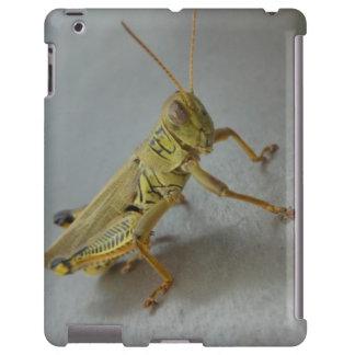 Caso do iPad do gafanhoto Capa Para iPad