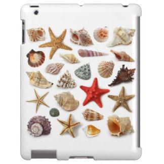 Caso do iPad dos Seashells mal lá Capa Para iPad