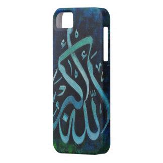 Caso do iPhone 5 de Allah-u-Akbar! Arte islâmica Capas Para iPhone 5