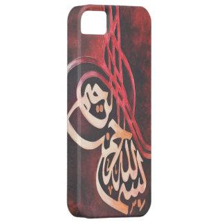 Caso do iPhone 5 de Bismillah! Arte islâmica Capa Para iPhone 5