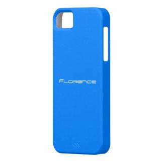 Caso do iphone 5 de Florença Capas Para iPhone 5