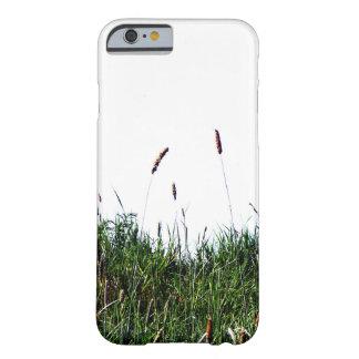 Caso do iPhone 6/6s da grama verde Capa Barely There Para iPhone 6