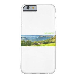 Caso do iPhone 6/6S de Annecy do lago mal lá Capa Barely There Para iPhone 6