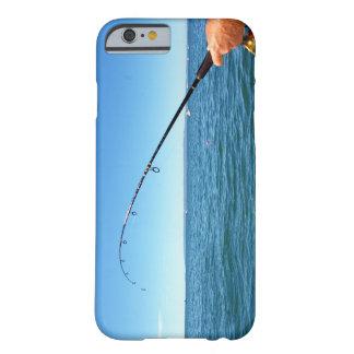Caso do iPhone 6 da pesca Capa Barely There Para iPhone 6