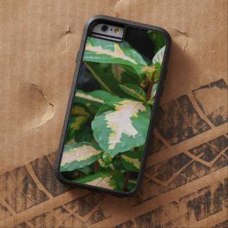 Caso do iPhone 6 da planta de caricatura de Capa Tough Xtreme Para iPhone 6