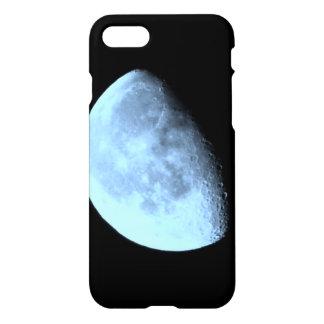 Caso do iphone 7 da lua azul capa iPhone 7