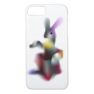Caso do iPhone 7 do coelho de coelho do mistério Capa iPhone 8/7