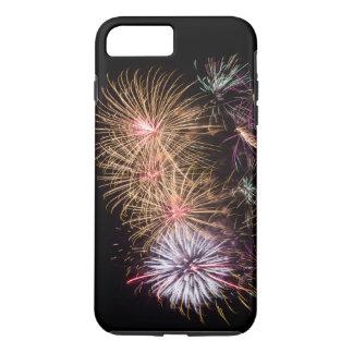 Caso do iPhone 7 dos fogos-de-artifício Capa iPhone 8 Plus/7 Plus