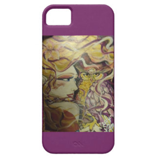 caso do iPhone/iPad Capa Barely There Para iPhone 5