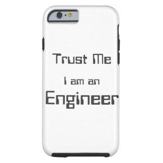 Caso do iPhone/iPad do engenheiro Capa Tough Para iPhone 6