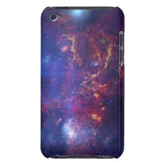 Caso do ipod touch 4 da galáxia da Via Láctea Capa Para iPod Touch