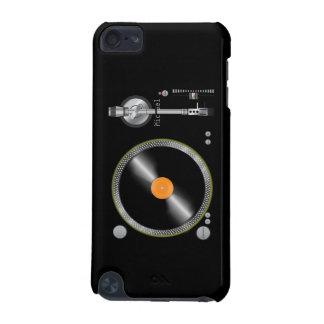 Caso do ipod touch 5 da plataforma giratória capa para iPod touch 5G