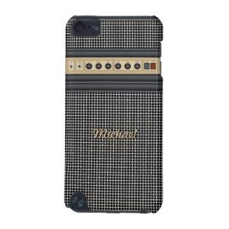Caso do ipod touch 5 do amplificador sadio da guit capa para iPod touch 5G