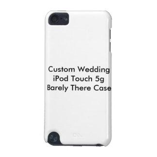 Caso feito sob encomenda do ipod touch 5g do capa para iPod touch 5G