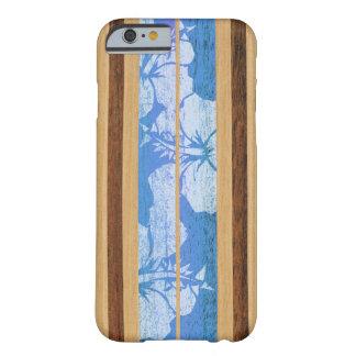 Caso havaiano do iPhone 6 da prancha de Haleiwa Capa Barely There Para iPhone 6