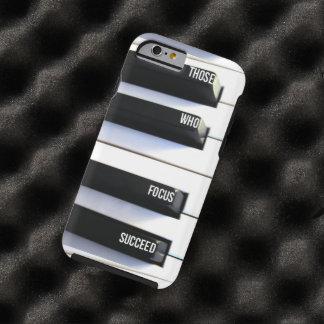 Caso inspirador do iPhone 6 Capa Tough Para iPhone 6