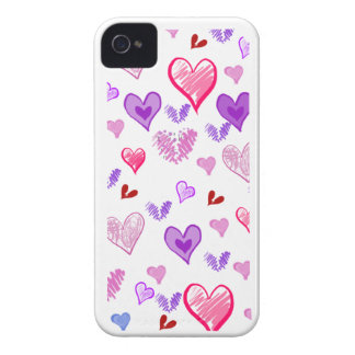 caso iphone4 feminino capa para iPhone 4 Case-Mate