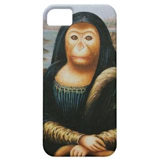 caso iphone5/macaco de Mona Capas Para iPhone 5