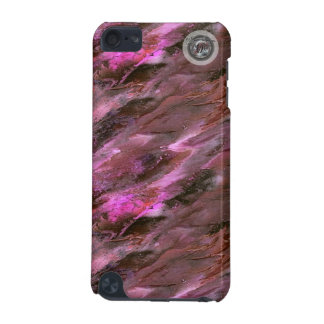 Caso líquido cor-de-rosa do ipod touch 5g do camo