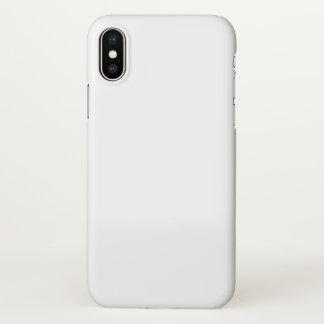 Caso lustroso do iPhone X de Apple Capa Para iPhone X
