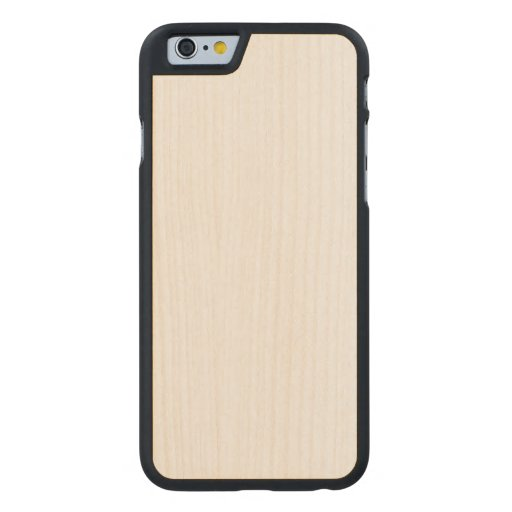 iPhone 6/6s Slim Carvalho Wood Case