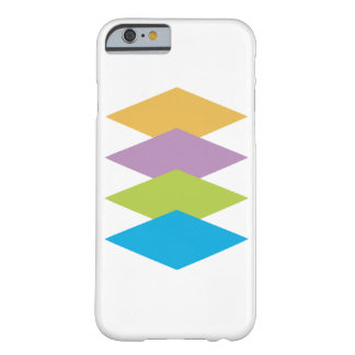 Caso minimalista retro do iPhone 6/6s Capa Barely There Para iPhone 6