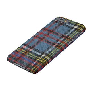 Caso moderno do iPhone 6/6s do Tartan de Anderson Capa Barely There Para iPhone 6