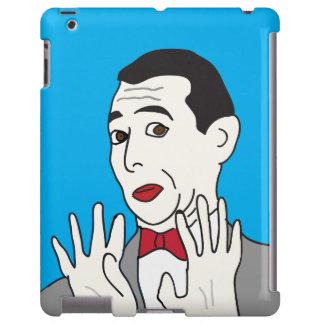 Caso pequenino do iPad do xixi Capa Para iPad