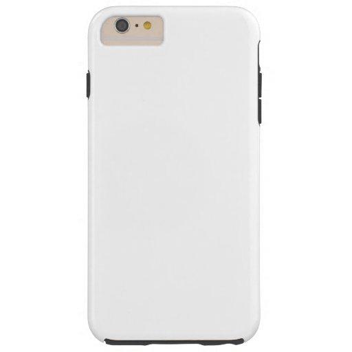 Caso positivo do iPhone 6 resistentes da case mate Capa Tough Para iPhone 6 Plus