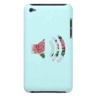 Caso sadio floral de Itouch Capa iPod Touch