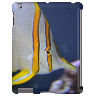 Caso subaquático do ipad capa para iPad