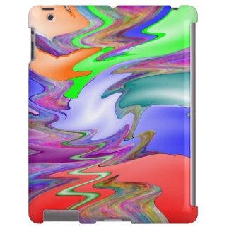 Caso Trippy do iPad Capa Para iPad