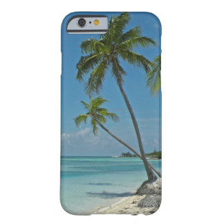 Caso tropical do iPhone 6 da praia Capa Barely There Para iPhone 6
