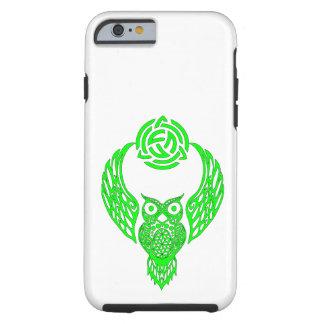 Casos de Dia-Glo - OwlAleph Capa Tough Para iPhone 6