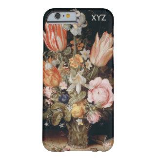 Casos do costume das flores de Van antro Berghe Capa Barely There Para iPhone 6