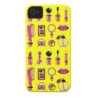 Casos iphone4 femininos da composição iPhone 4 capa