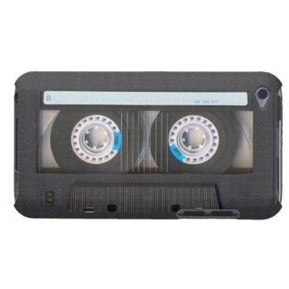 Cassete de banda magnética capa para iPod touch