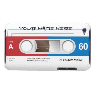 Cassete de banda magnética capas iPod Case-Mate