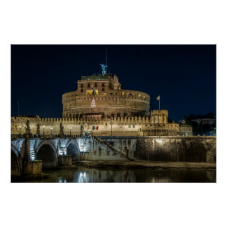 Castel Sant Angelo Impressão