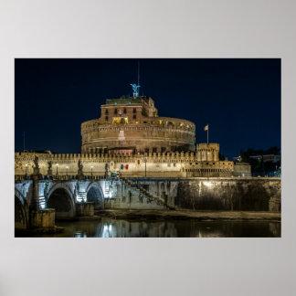 Castel Sant'Angelo Impressão