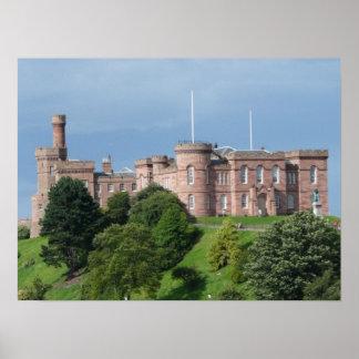 Castelo acima pôsteres