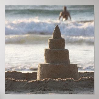 Castelo da areia poster