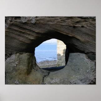 Castelo da obscuridade, Scotland Pôsteres