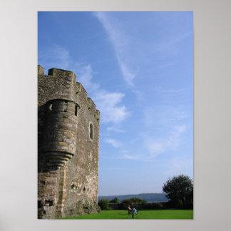 Castelo da obscuridade, Scotland Posters