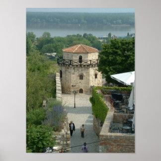 Castelo de Belgrado Poster