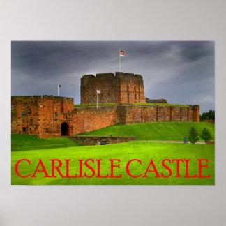 castelo de carlisle posters