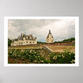 Castelo de Chenonceau Posters
