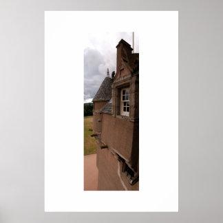 Castelo de Crathes, Scotland Pôster
