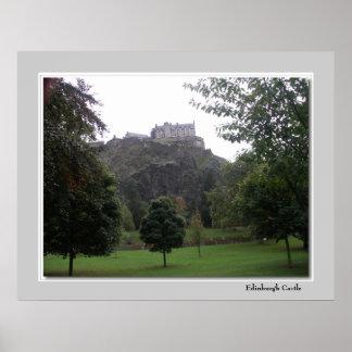 Castelo de Edimburgo Posteres